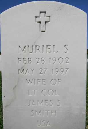 SMITH, MURIEL S - Sebastian County, Arkansas | MURIEL S SMITH - Arkansas Gravestone Photos