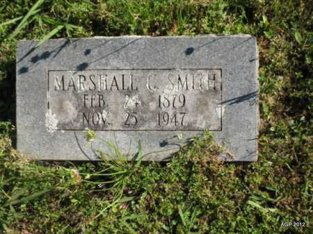 SMITH, MARSHALL C - Sebastian County, Arkansas | MARSHALL C SMITH - Arkansas Gravestone Photos