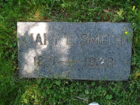 SMITH, MARY E - Sebastian County, Arkansas | MARY E SMITH - Arkansas Gravestone Photos