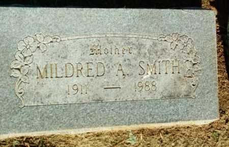 SMITH, MILDRED A - Sebastian County, Arkansas | MILDRED A SMITH - Arkansas Gravestone Photos
