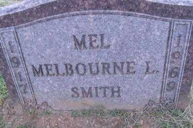 "SMITH, MELBOURNE L ""MEL"" - Sebastian County, Arkansas | MELBOURNE L ""MEL"" SMITH - Arkansas Gravestone Photos"