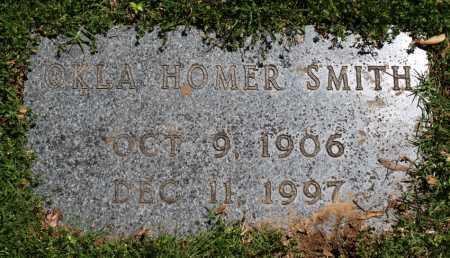 SMITH, OKLA HOMER - Sebastian County, Arkansas | OKLA HOMER SMITH - Arkansas Gravestone Photos