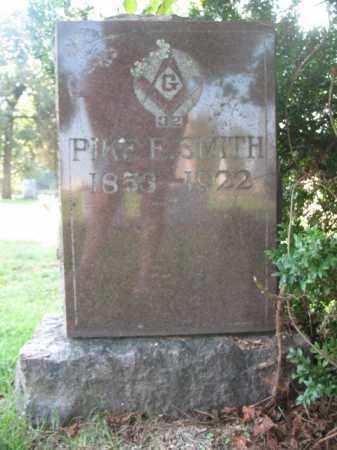 SMITH, PIKE E - Sebastian County, Arkansas | PIKE E SMITH - Arkansas Gravestone Photos