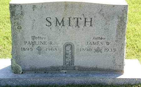 SMITH, JAMES W - Sebastian County, Arkansas | JAMES W SMITH - Arkansas Gravestone Photos
