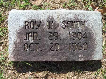 SMITH, ROY W - Sebastian County, Arkansas   ROY W SMITH - Arkansas Gravestone Photos