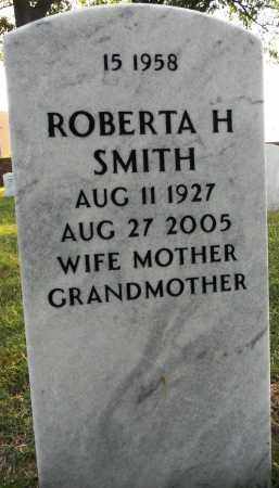SMITH, ROBERTA H - Sebastian County, Arkansas | ROBERTA H SMITH - Arkansas Gravestone Photos