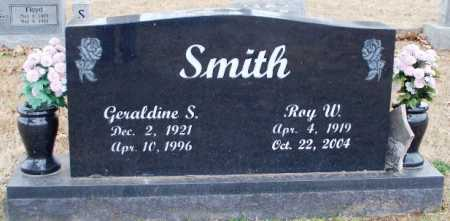 SMITH, GERALDINE S - Sebastian County, Arkansas | GERALDINE S SMITH - Arkansas Gravestone Photos