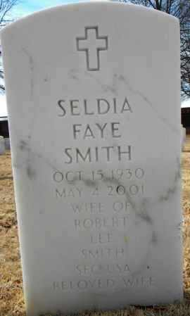 SMITH, SELDIA FAYE - Sebastian County, Arkansas | SELDIA FAYE SMITH - Arkansas Gravestone Photos