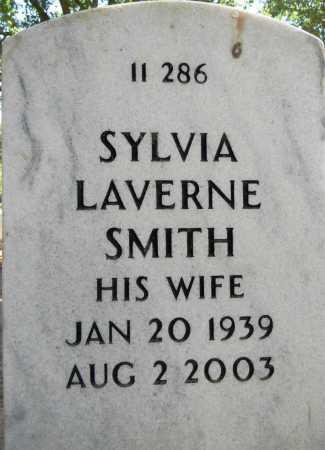 SMITH, SYLVIA LAVERNE - Sebastian County, Arkansas | SYLVIA LAVERNE SMITH - Arkansas Gravestone Photos