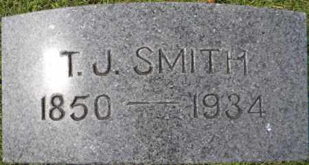 SMITH, T.J. - Sebastian County, Arkansas | T.J. SMITH - Arkansas Gravestone Photos