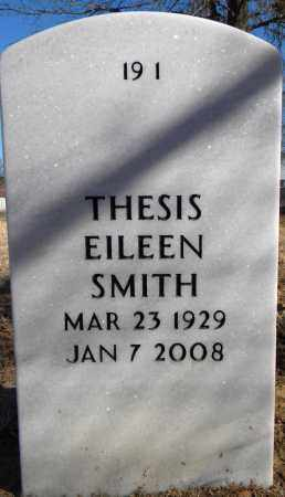 SMITH, THESIS EILEEN - Sebastian County, Arkansas | THESIS EILEEN SMITH - Arkansas Gravestone Photos
