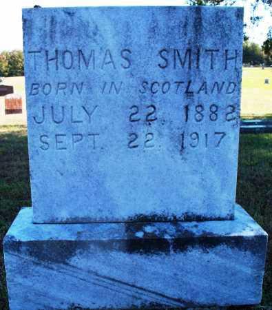 SMITH, THOMAS - Sebastian County, Arkansas | THOMAS SMITH - Arkansas Gravestone Photos