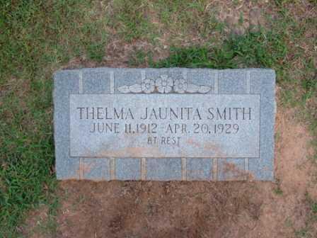 SMITH, THELMA JAUNITA - Sebastian County, Arkansas | THELMA JAUNITA SMITH - Arkansas Gravestone Photos