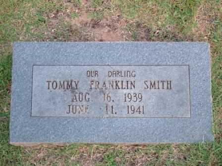 SMITH, TOMMY FRANKLIN - Sebastian County, Arkansas | TOMMY FRANKLIN SMITH - Arkansas Gravestone Photos