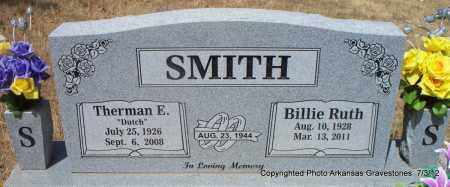 SMITH, THERMAN E - Sebastian County, Arkansas | THERMAN E SMITH - Arkansas Gravestone Photos