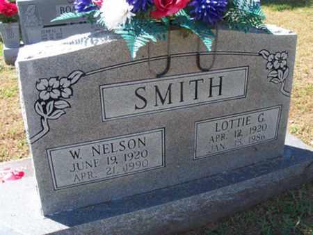 SMITH, W. NELSON - Sebastian County, Arkansas | W. NELSON SMITH - Arkansas Gravestone Photos