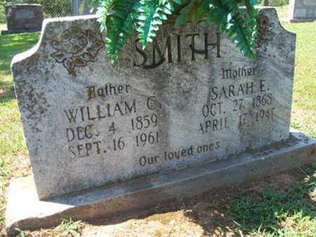 SMITH, WILLIAM C - Sebastian County, Arkansas | WILLIAM C SMITH - Arkansas Gravestone Photos