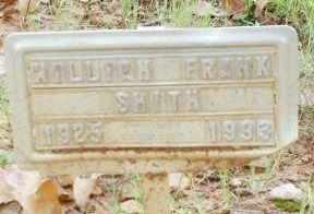 SMITH, WILLIAM FRANK - Sebastian County, Arkansas | WILLIAM FRANK SMITH - Arkansas Gravestone Photos