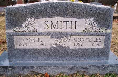 SMITH, ZACK R - Sebastian County, Arkansas | ZACK R SMITH - Arkansas Gravestone Photos