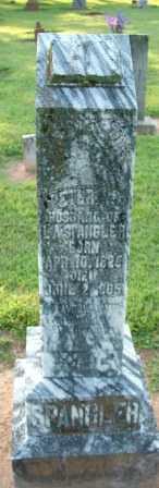 SPANGLER, PETER COLDERN - Sebastian County, Arkansas   PETER COLDERN SPANGLER - Arkansas Gravestone Photos