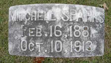 SPARKS, MITCHELL - Sebastian County, Arkansas | MITCHELL SPARKS - Arkansas Gravestone Photos
