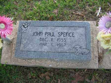 SPENCE, JOHN PAUL - Sebastian County, Arkansas | JOHN PAUL SPENCE - Arkansas Gravestone Photos