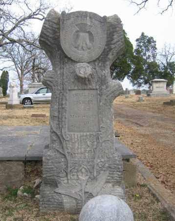 SPENCER, SAMUEL LEVI - Sebastian County, Arkansas | SAMUEL LEVI SPENCER - Arkansas Gravestone Photos