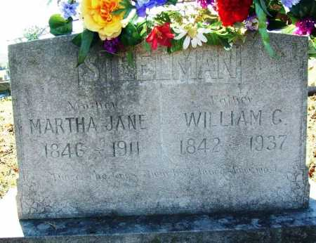 STEELMAN, WILLIAM G - Sebastian County, Arkansas | WILLIAM G STEELMAN - Arkansas Gravestone Photos