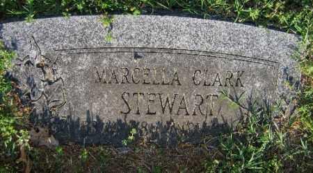 STEWART, MARCELLA CLARK - Sebastian County, Arkansas | MARCELLA CLARK STEWART - Arkansas Gravestone Photos