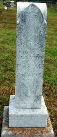 TALKINGTON, WALTER W. - Sebastian County, Arkansas | WALTER W. TALKINGTON - Arkansas Gravestone Photos