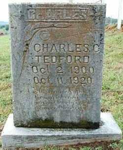 TEDFORD, CHARLES O. - Sebastian County, Arkansas | CHARLES O. TEDFORD - Arkansas Gravestone Photos