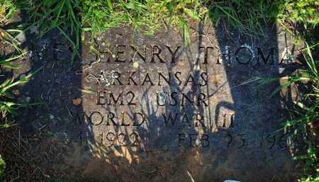 THOMAS, JAMES HENRY - Sebastian County, Arkansas | JAMES HENRY THOMAS - Arkansas Gravestone Photos