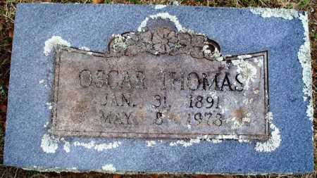 THOMAS, OSCAR - Sebastian County, Arkansas | OSCAR THOMAS - Arkansas Gravestone Photos