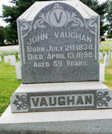 VAUGHAN (VETERAN), JOHN - Sebastian County, Arkansas   JOHN VAUGHAN (VETERAN) - Arkansas Gravestone Photos