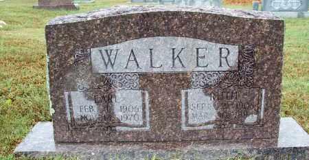 WALKER, EARL - Sebastian County, Arkansas | EARL WALKER - Arkansas Gravestone Photos