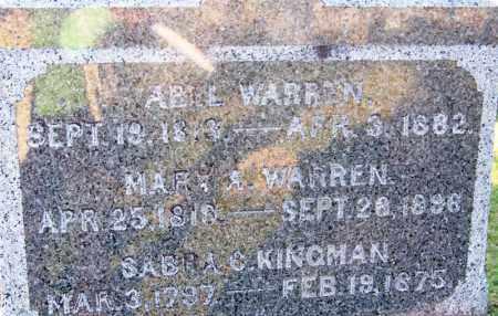 KINGMAN, SABRA C - Sebastian County, Arkansas | SABRA C KINGMAN - Arkansas Gravestone Photos