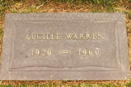 ALMOND WARREN, LUCILLE - Sebastian County, Arkansas | LUCILLE ALMOND WARREN - Arkansas Gravestone Photos