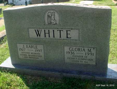 WHITE, J EARLE - Sebastian County, Arkansas | J EARLE WHITE - Arkansas Gravestone Photos