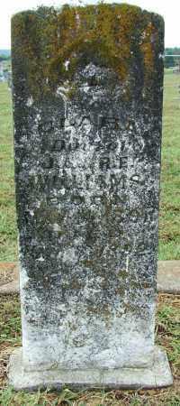 WILLIAMS, CLARA - Sebastian County, Arkansas   CLARA WILLIAMS - Arkansas Gravestone Photos