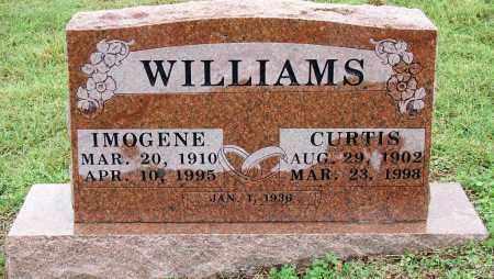 WILLIAMS, IMOGENE - Sebastian County, Arkansas | IMOGENE WILLIAMS - Arkansas Gravestone Photos