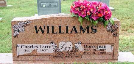 WILLIAMS, DORIS JEAN - Sebastian County, Arkansas | DORIS JEAN WILLIAMS - Arkansas Gravestone Photos