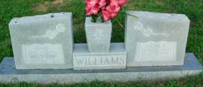 WILLIAMS, OTTIS R - Sebastian County, Arkansas | OTTIS R WILLIAMS - Arkansas Gravestone Photos