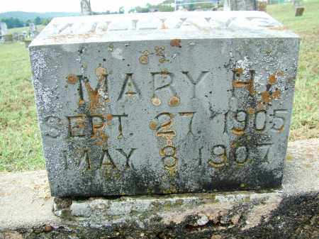 WILLIAMS, MARY H. - Sebastian County, Arkansas | MARY H. WILLIAMS - Arkansas Gravestone Photos