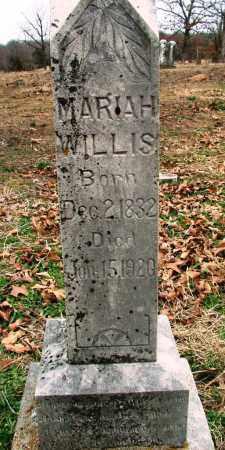 "BUCK WILLIS, MARIAH JANE""AUNT PUSS"" - Sebastian County, Arkansas | MARIAH JANE""AUNT PUSS"" BUCK WILLIS - Arkansas Gravestone Photos"