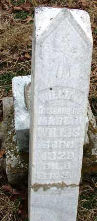WILLIS, WILLIAM (2) - Sebastian County, Arkansas | WILLIAM (2) WILLIS - Arkansas Gravestone Photos