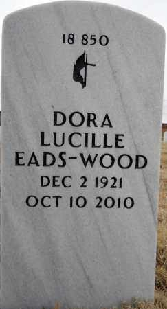 EADS WOOD, DORA LUCILLE - Sebastian County, Arkansas   DORA LUCILLE EADS WOOD - Arkansas Gravestone Photos