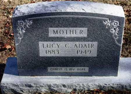 ADAIR, LUCY C - Sevier County, Arkansas   LUCY C ADAIR - Arkansas Gravestone Photos