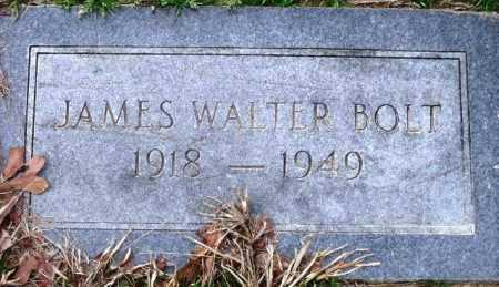 BOLT, JAMES WALTER - Sevier County, Arkansas | JAMES WALTER BOLT - Arkansas Gravestone Photos