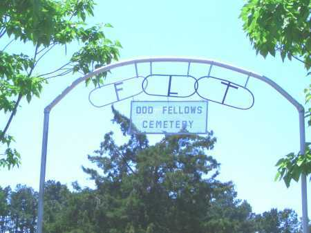 *ODD FELLOWS CEMETERY,  - Sevier County, Arkansas |  *ODD FELLOWS CEMETERY - Arkansas Gravestone Photos