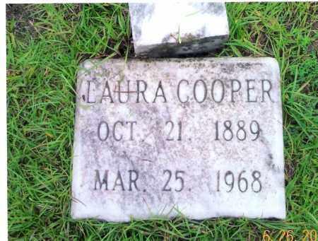 GRICE COOPER, LAURA - Sevier County, Arkansas   LAURA GRICE COOPER - Arkansas Gravestone Photos